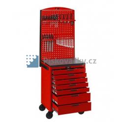 Teng Tools vozík s profi nářadím