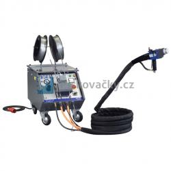 Elektro-metalizační zařízení, jednotka (šopování) Oerlikon Metco ECO 350