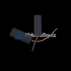 Uhlíky motoru cyklónu, 230V/1200W, náhradní díl