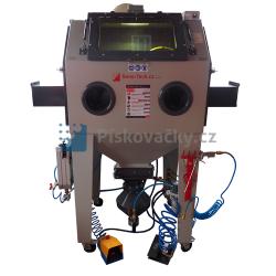 Pískovací kabina (box), PK-ITB65,  injektorová