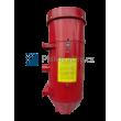 Cyklón pro odsávání, filtraci a rekuperaci-vyšší čistota procesu tryskání, součást primární dodávky kabiny i jako náhradní díl.