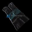 Pracovní ochranné rukavice pískování, součást standardní dodávky kabiny i jako náhradní díl