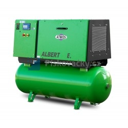 Elektrický šroubový kompresor ATMOS-Albert E.140/10