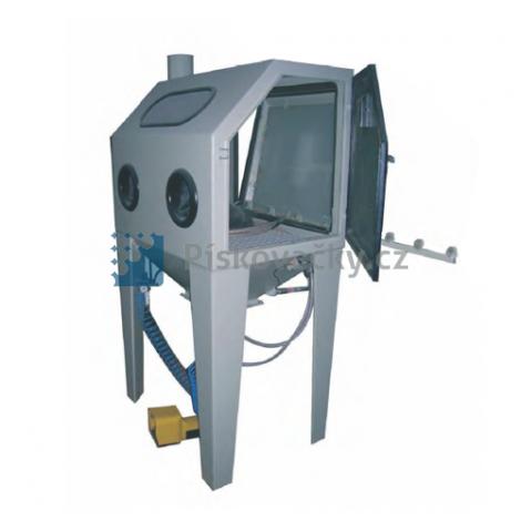 Pískovací kabina (box) ITB120G (Glass)