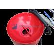 Mobilní tryskací jednotka-pískovačka PK-OSB 30